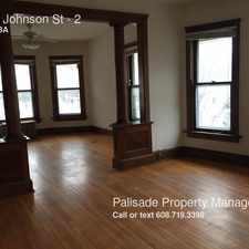 Rental info for 751 E Johnson St in the Madison area