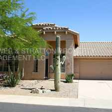 Rental info for 9166 E. Maple Ln. - Immaculate 3 Bed 2 Bath W/ PRIVATE SPARKLING POOL In Scottsdale! - Pima & Downing Olson - CALL NOW!