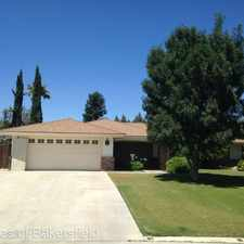 Rental info for 7200 Snowmass Ln in the Bakersfield area