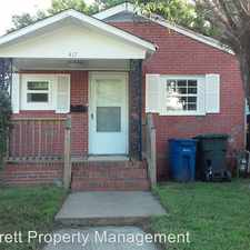 Rental info for 417 Pine Ave