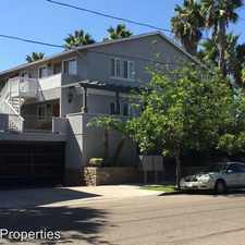 Rental info for 3909 MONROE AVE. #210 in the Normal Heights area
