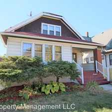 Rental info for 2609-2609A N 60th Street in the Wauwatosa area