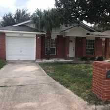 Rental info for 3409 XANTHISMA AVE in the McAllen area