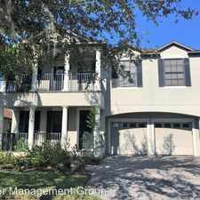 Rental info for 9818 Lake District Ln. in the East Park area