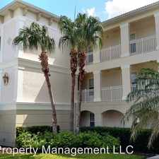 Rental info for 800 San Lino Circle Unit 813 in the Venice area
