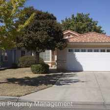 Rental info for 4664 W. Cambridge in the Fresno area