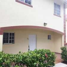 Rental info for 6754 NW 182nd St 101
