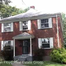Rental info for 2305 Algonquin in the Algonquin area