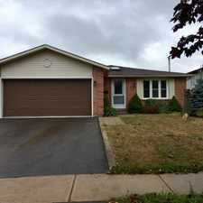 Rental info for Coles 9 - 3 Bedroom House for Rent in the Barrie area