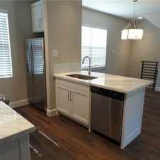Rental info for Townhouse For Rent In Dallas. in the M Streets area