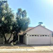 Rental info for 6711 W. Sack Dr. in the Arrowhead Ranch area
