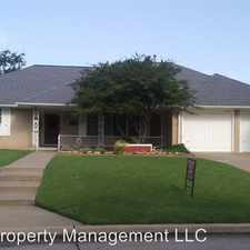Rental info for 418 Merkle Dr. in the 73069 area
