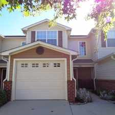Rental info for 542 Wingspan Way in the Crestview area