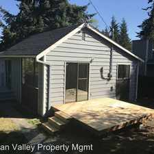 Rental info for 409 SW 368th St