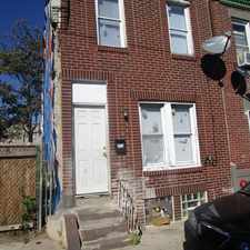 Rental info for 807 E. Madison St. in the Port Richmond area