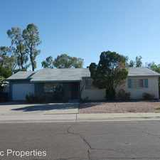 Rental info for 921 W. 19th St in the Holdeman area