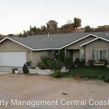 Rental info for 5514 Prancing Deer Place in the El Paso de Robles (Paso Robles) area
