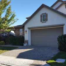 Rental info for 445 Sysonby Ct in the Southeast Reno area