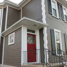 Rental info for 1115-1117 S. A Street