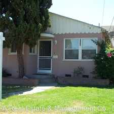 Rental info for 3128 Cade Street in the Ramona Park area