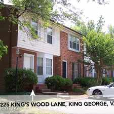 Rental info for 5225 King's Wood Ln Kings Wood Townhomes