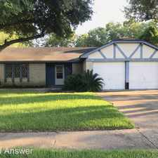 Rental info for 607 Whippoorwill Dr.