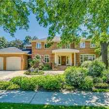 Rental info for 7 Sagewood Dr in the Banbury-Don Mills area