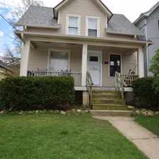 Rental info for 1123 Emerald St