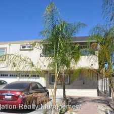 Rental info for 4181 37th Street - 03 in the 92104 area