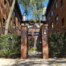 Rental info for 804 West Lakeside Place #201 in the Uptown area