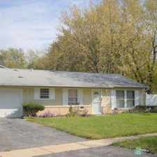 Rental info for Recently updated and newly painted. fenced in yard. Corner lot. Section 8 welcome. schedule A showing.