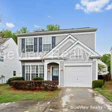 Rental info for Beautiful 3 bed, 2.5 baths, 1 car garage House in a Awesome Subdivision in the Providence Estates East area