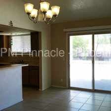 Rental info for Beautiful in Gilbert! in the The Islands area