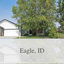 Rental info for Do Not Miss Out On This Amazing Home In Eagle. ...