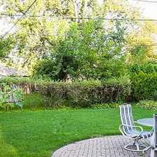 Rental info for 3 Spacious BR In Wilmette. Pet OK! in the Wilmette area