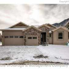 Rental info for 485 Stone Cottage Grove in the Fountain area