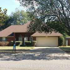 Rental info for 6786 Oak Forest Drive in the Olive Branch area
