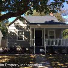 Rental info for 5120 Evanston St in the Fairgrounds area