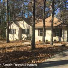 Rental info for 105 Indian Creek Trail