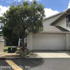 Rental info for 91-1064 Laaulu #20B in the Ewa Gentry area