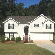 Rental info for 3848 Valley Creek Drive