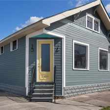 Rental info for Beautifully Renovated 4bd Home Located In The heart Of Algiers.