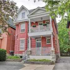 Rental info for 291 Wilbrod Street in the Somerset area