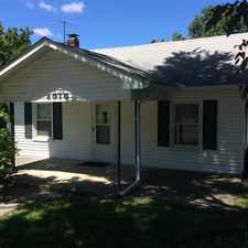 Rental info for 3 Bedroom 1 Bath For Rent In Kansas City in the Breen Hills area