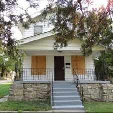 Rental info for 4401 Montgall - Nice Big House In Midtown in the North Town Fork Creek area