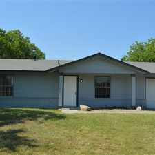 Rental info for New Listing!! 3 Bed / 2 Bath $950/mo. in the Hidden Cove - Indian Creek area