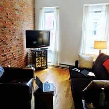 Rental info for Prince St & Margaret St in the North End area