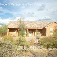 Rental info for 1405 N. Acacia Road in the Apache Junction area