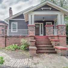 Rental info for 106 Vannoy St
