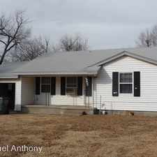 Rental info for 2205 NW Crosby in the Lawton area